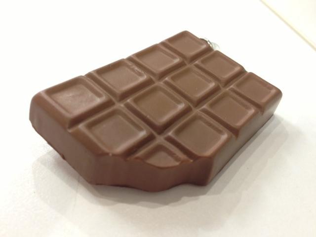 やはり チョコレート を持って ...