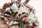 クリスマスにぴったり♪【フクロウの置物】発売中!(WEB-SHOP)